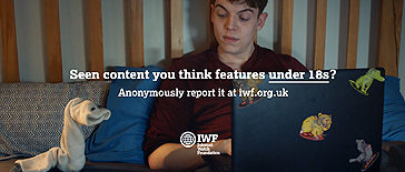 MCF partners with Internet Watch Foundation in new campaign to encourage reporting of sexual content of under 18s